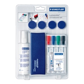 Lumocolor® whiteboard set 613