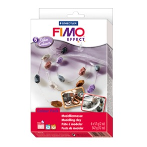 "FIMO® effect material pack ""glam colours"""