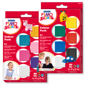 STAEDTLER FIMO kids Colour Packs