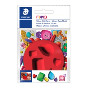 "FIMO® Silicone Push Mould ""Gems"""