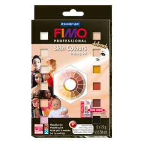FIMO® professional doll art 8027