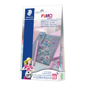 "FIMO® soft DIY Accessories set ""Bag"""
