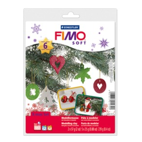 "FIMO® soft deco set ""Xmas"""
