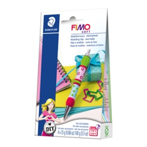 "FIMO® soft DIY Accessories set ""Pen"""