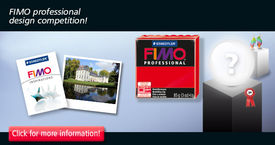 STAEDTLER® FIMO® professional design competition 2014