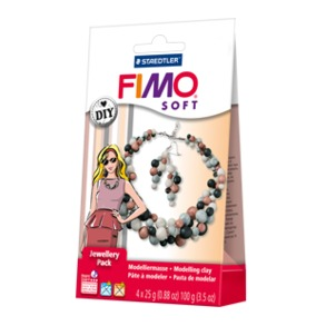 "FIMO® soft DIY jewellery pack ""pearl"""