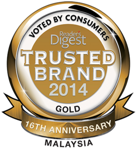 Trusted Brand Award