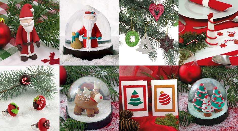 FIMO Christmas creative tips