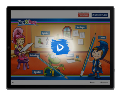 STAEDTLER learn-to-write app
