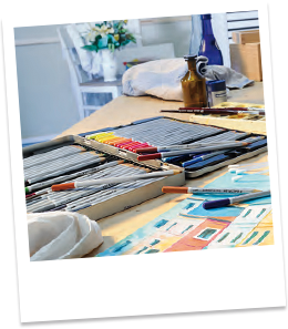 Tips for watercolour painting
